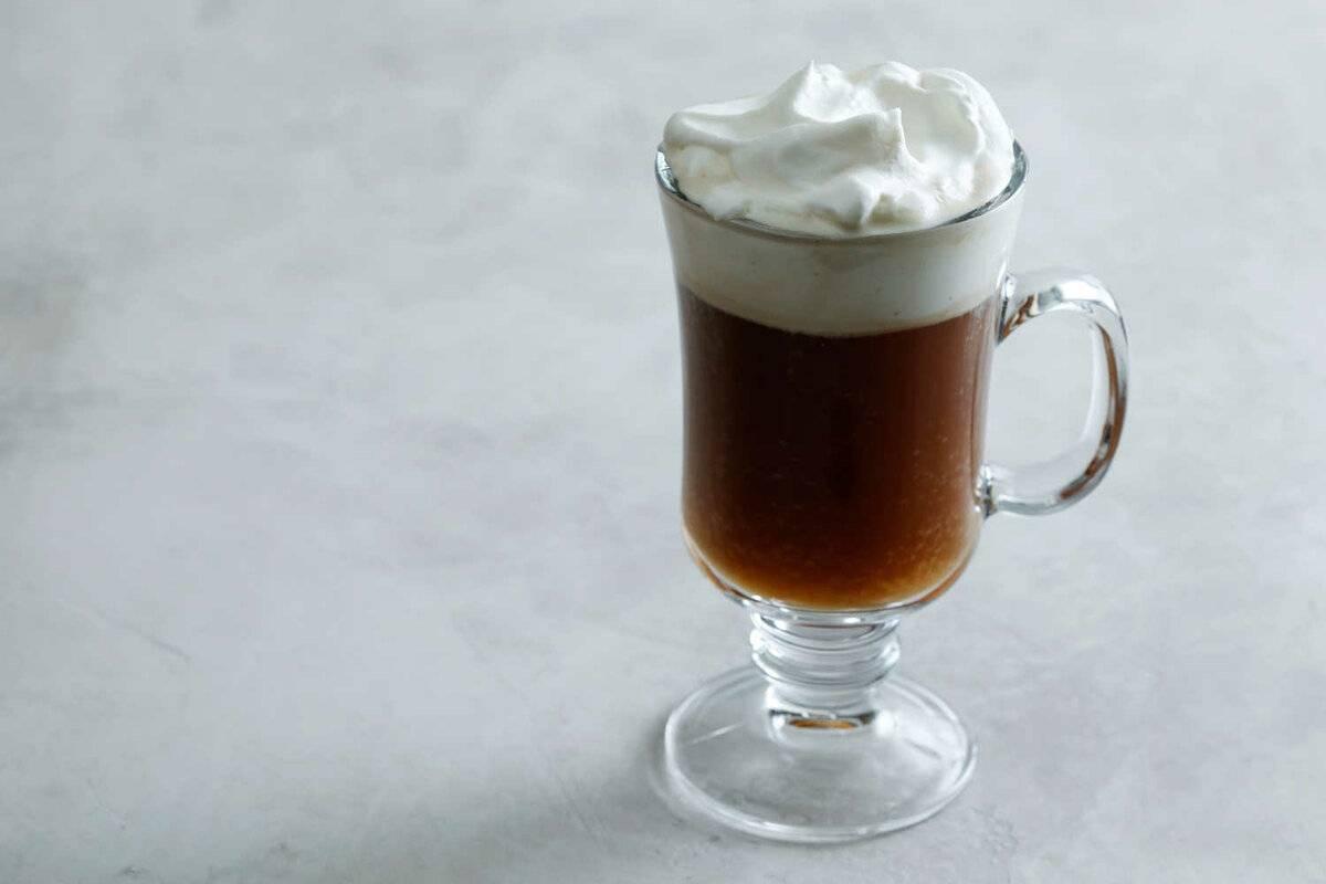 Рецепты оригинального кофе по-ирландски