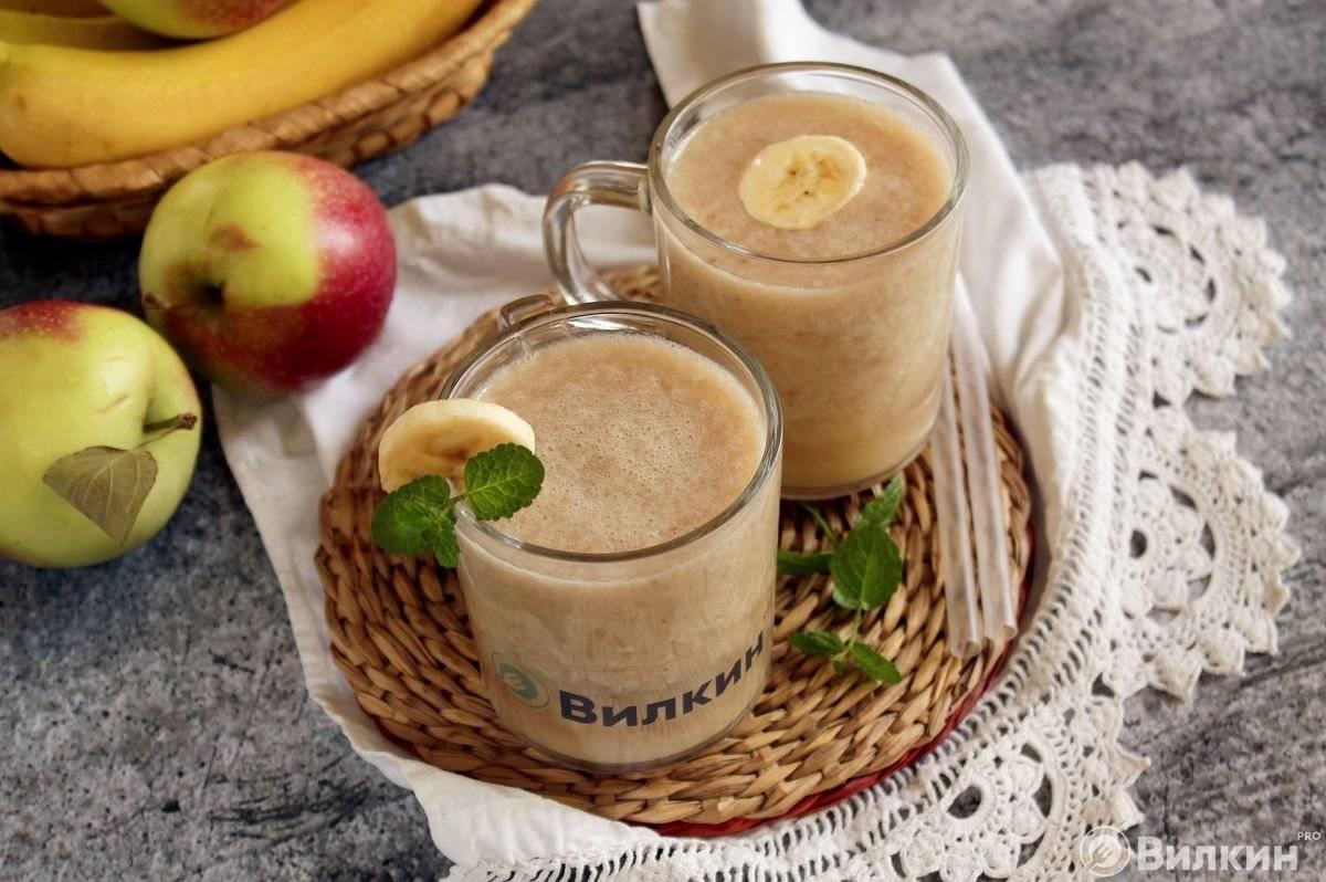 Смузи из фруктов: рецепты для блендера в домашних условиях с фото