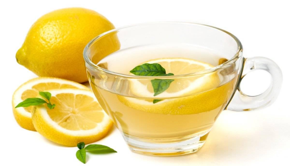 Можно ли пить зеленый чай с лимоном? | как похудеть?
