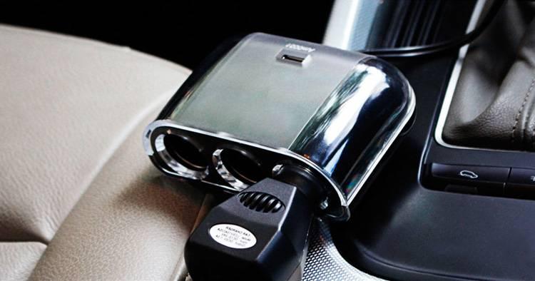 Устройство пусковой зарядный блок заводило прикуриватель для аккумулятора автомобиля