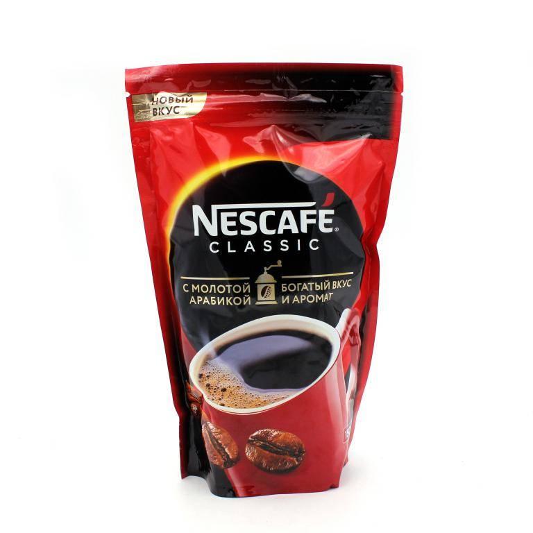 """Кофе """"нескафе классик"""": виды и отзывы"""