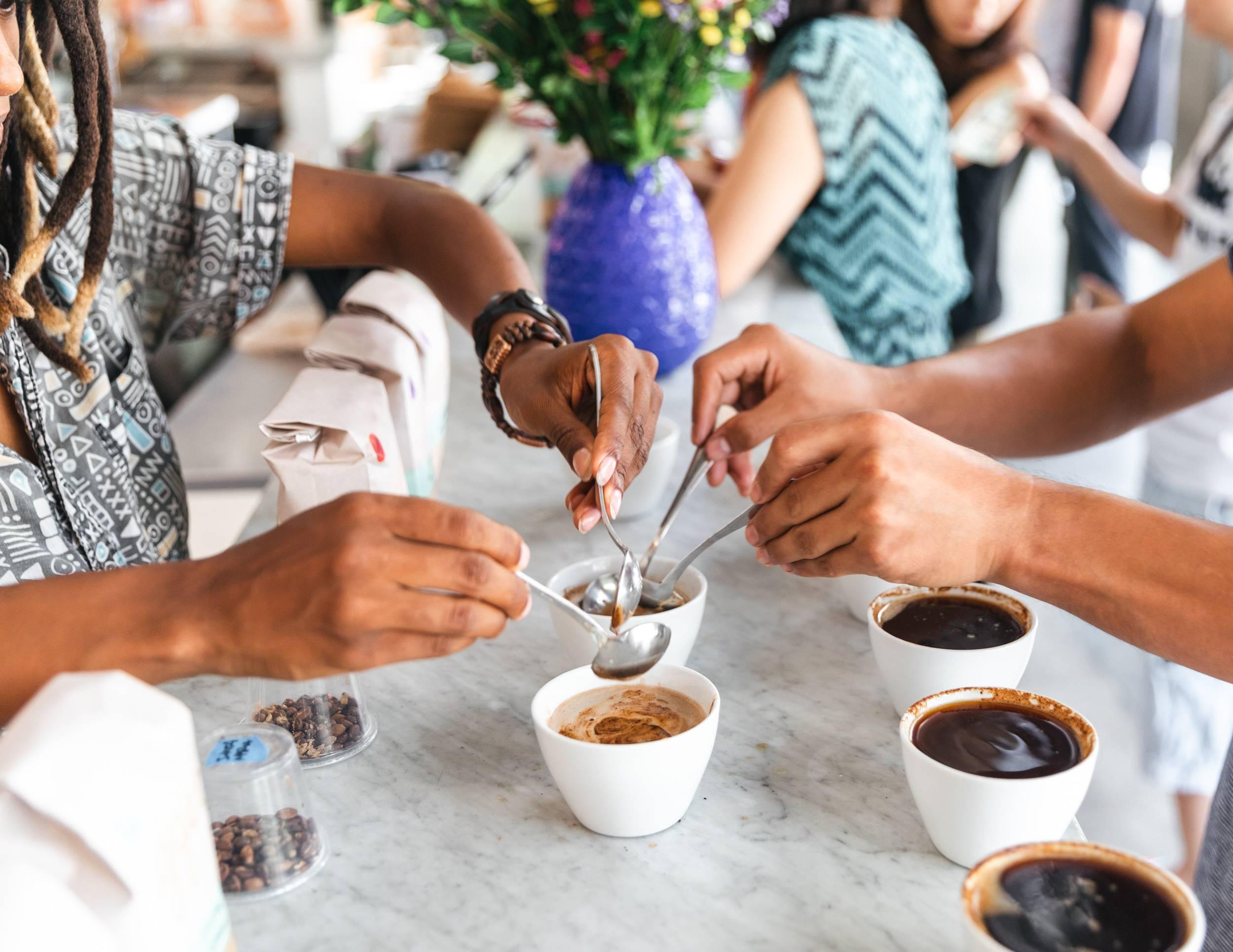 Каппинг: профессиональное тестирование кофе