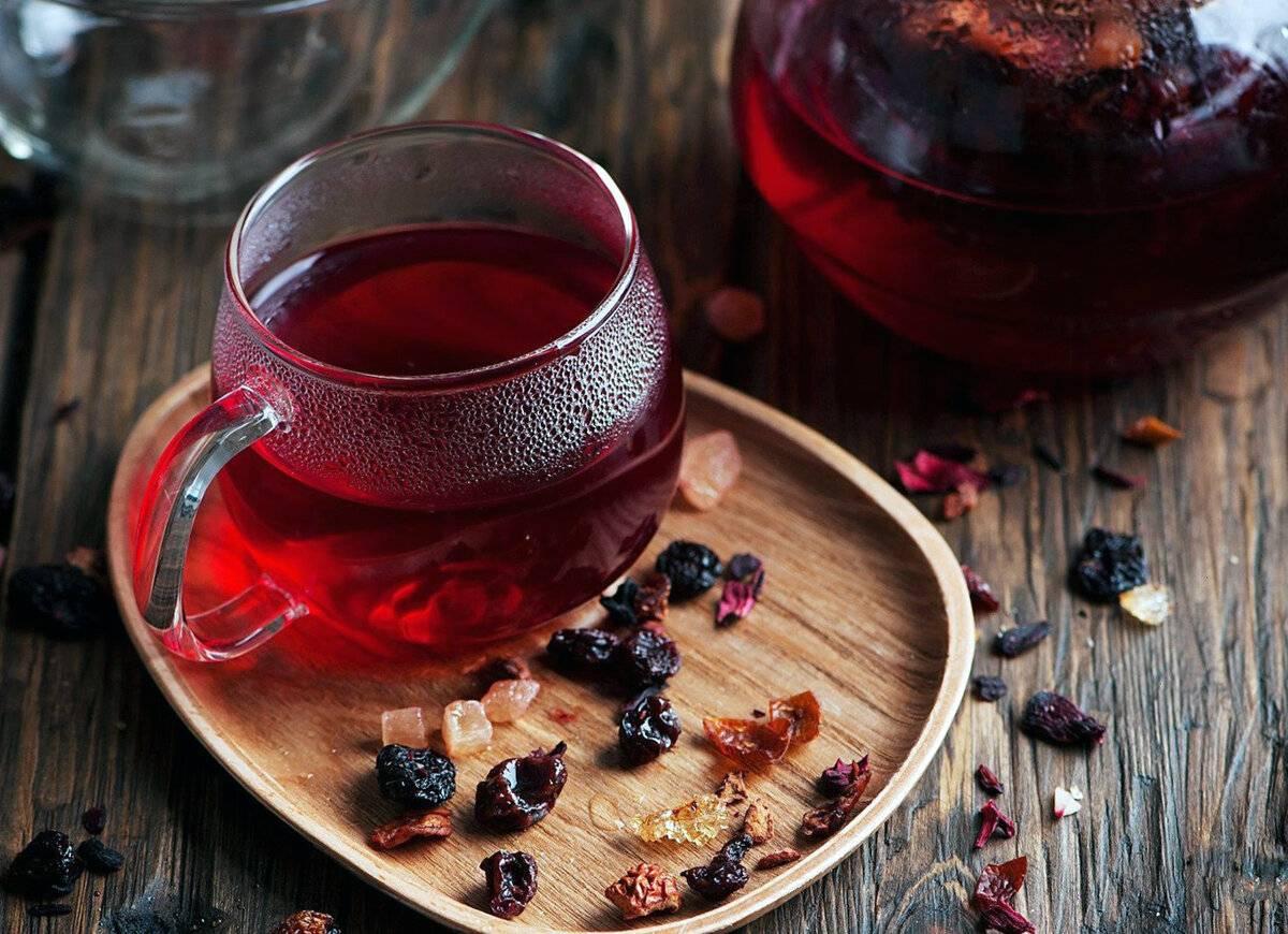 Чай из гибискуса (hibiscus) : что это такое, в чем вред и полезные свойства каркаде для здоровья, правила приготовления напитка из цветка русский фермер