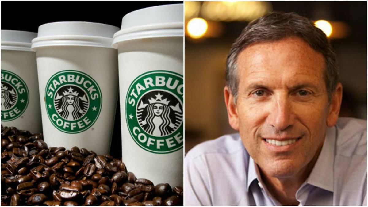 Феномен кофеен starbucks (старбакс)
