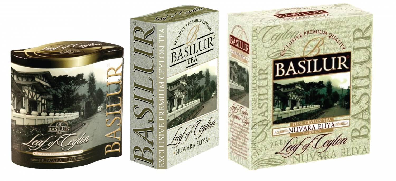 Купить чай базилур | basilur оптом -опт24