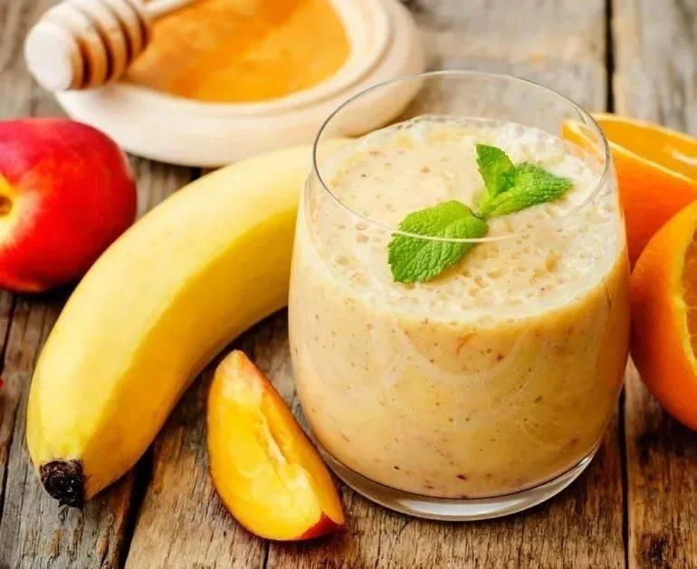 Рецепты смузи с кокосовым молоком