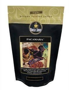 Кофе в зернах amado сальвадор пакамара 0,5 кг