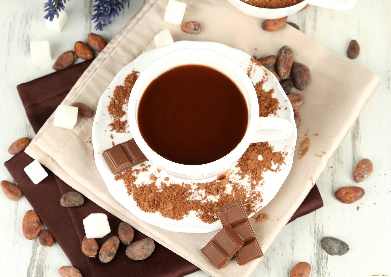 Рецепты кофе. кофе с белым шоколадом