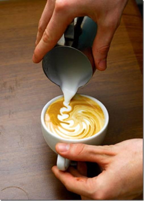 Как выбирать молоко для кофемашины