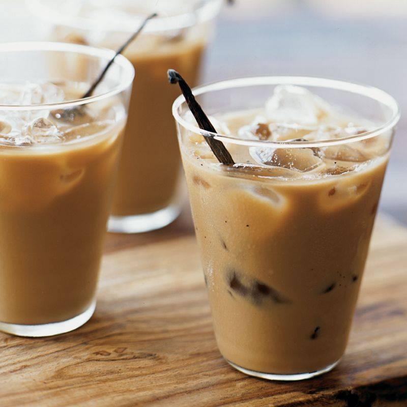 Айс кофе (iced coffee) - что это такое, состав, калорийность, рецепты с тапиокой
