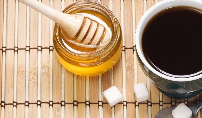 Кофе с медом: полезные свойства и вред | польза и вред