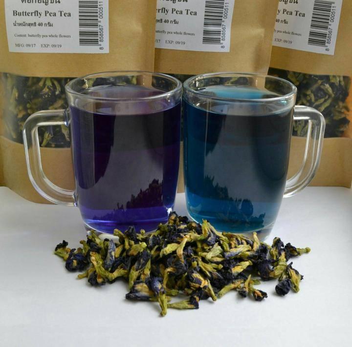 Синий чай из тайланда: полезные свойства, отзывы о тайском чае, как заваривать