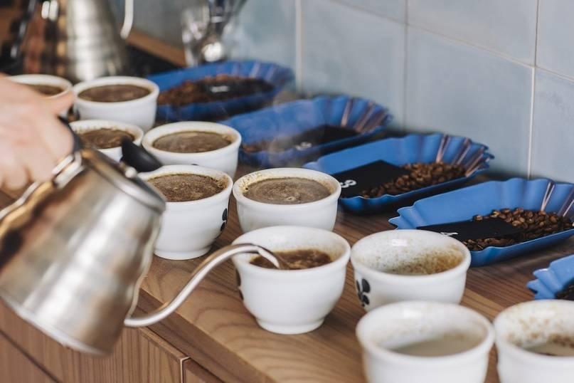 Каппинг - профессиональная дегустация кофе. работа кап-тестера