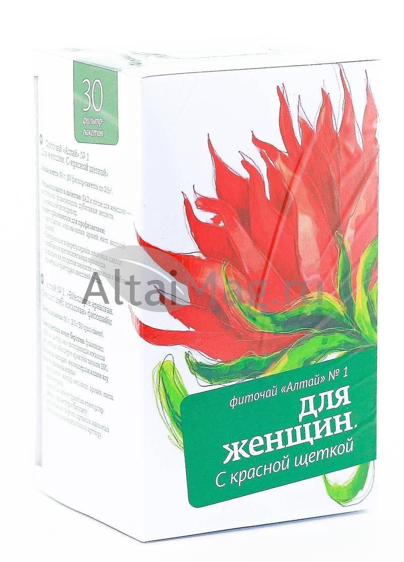Красная щётка: лечебные свойства, применение, противопоказания, отзывы