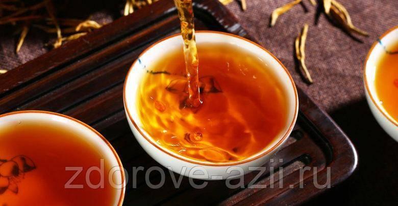 Красный китайский чай | 汉语 учу китайский!