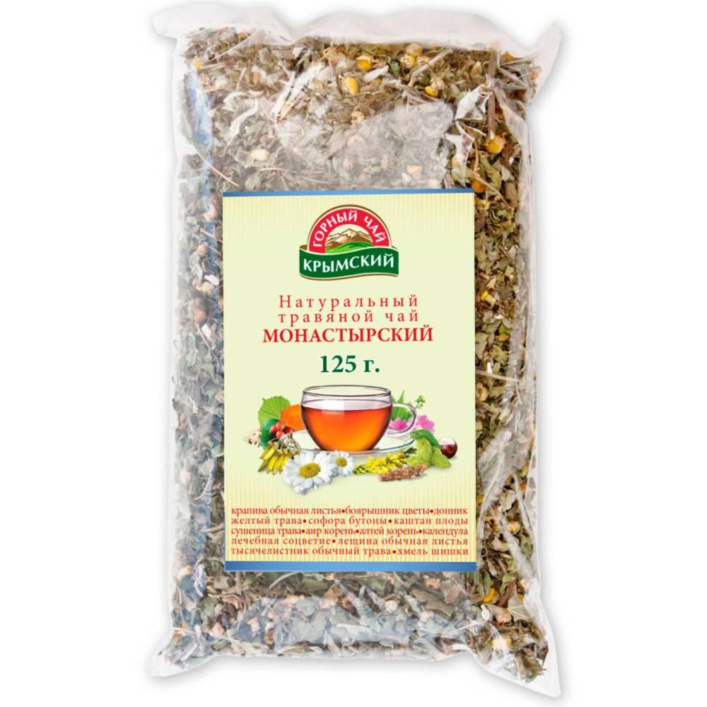 Монастырский чай для похудения: состав, применение, отзывы