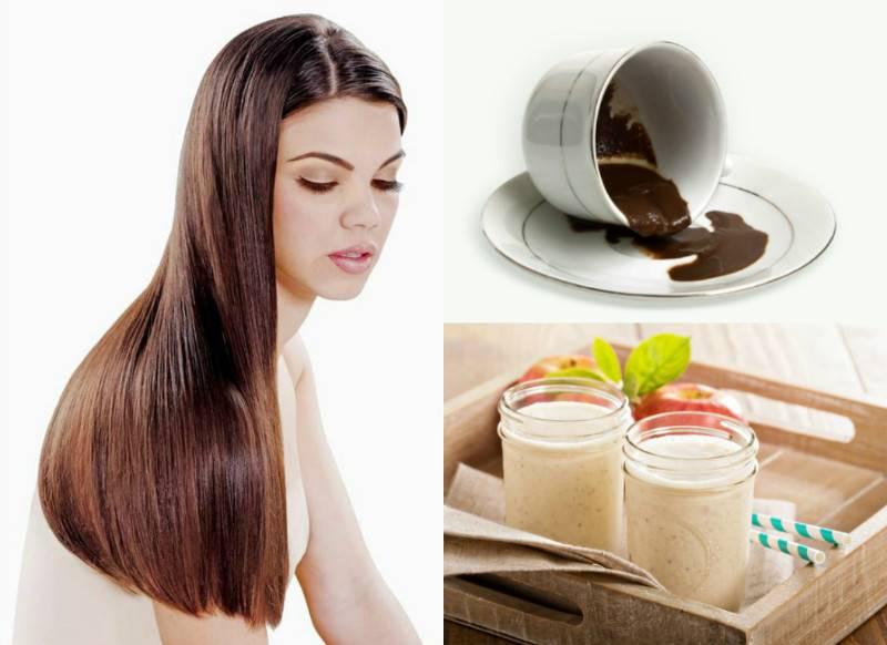 Рецепты масок для волос с кофе, их полезные свойства, применение в домашних условиях