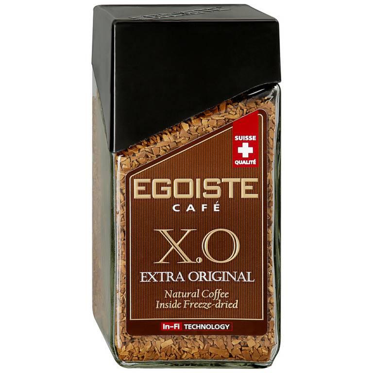 Кофе эгоист (растворимый, в зеренах и молотый): особенности состава и технология производства