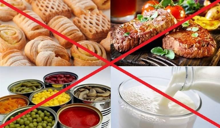 Как питаться после удаления аппендицита: диета по дням