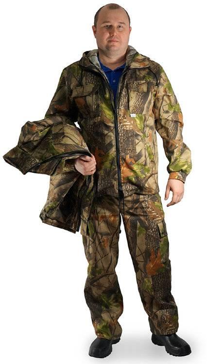Советы по выбору одежды для рыбалки и охоты