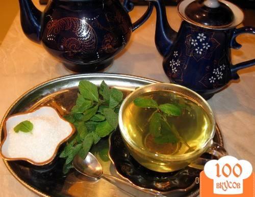 Марокканский чай — состав, 5 рецептов приготовления