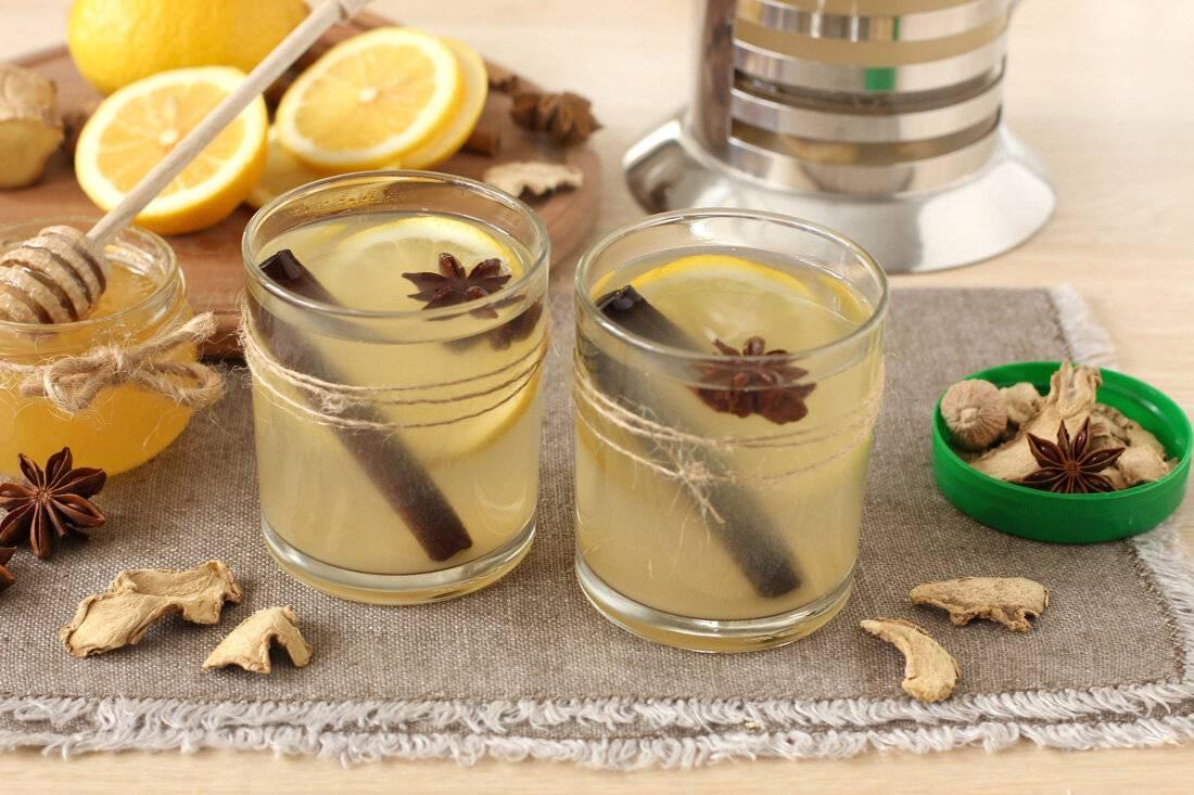 Как приготовить чай из корня имбиря