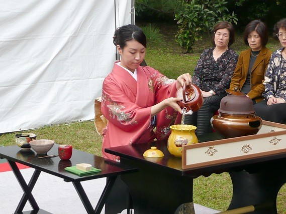 Японская чайная церемония. символика и порядок проведения чаепития