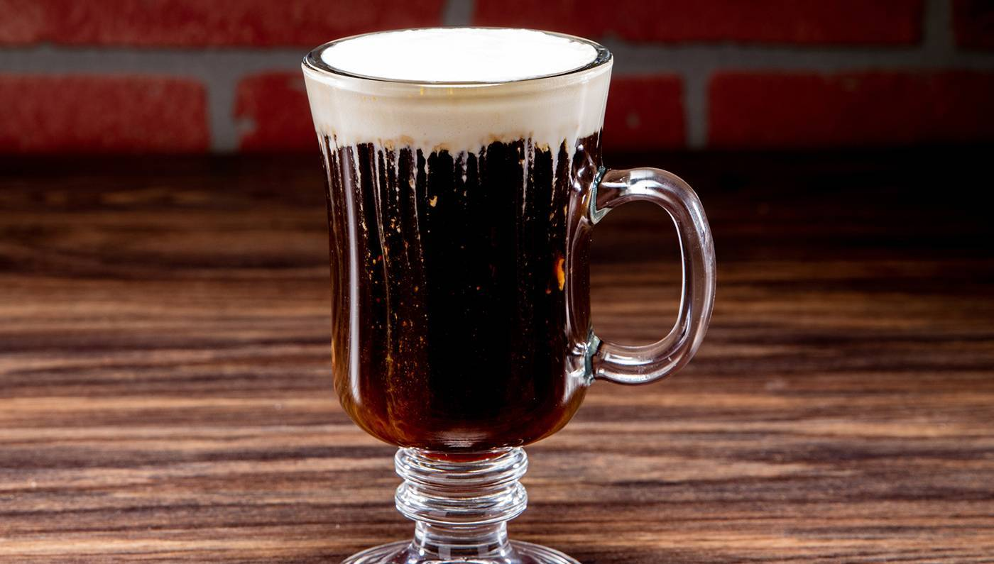 Айриш кофе – история появления, классический рецепт и вариации