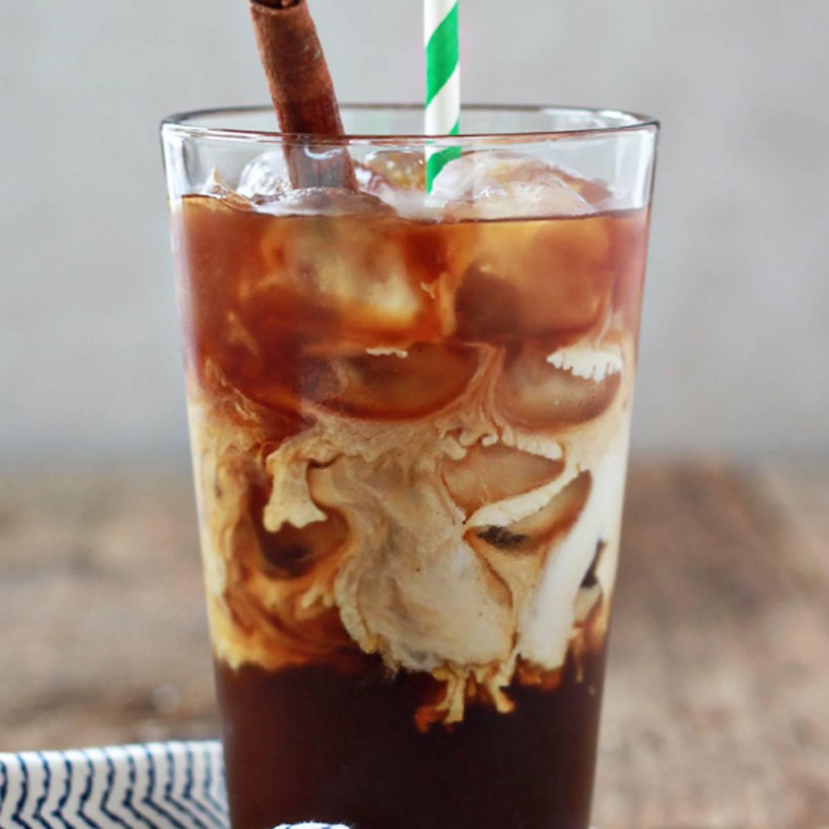 Можно ли добавить в кофе лед, рецепты приготовления