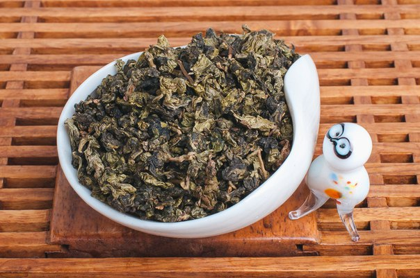 О китайском чае Хуан Цзинь Гуй – улуне с нежным ароматом