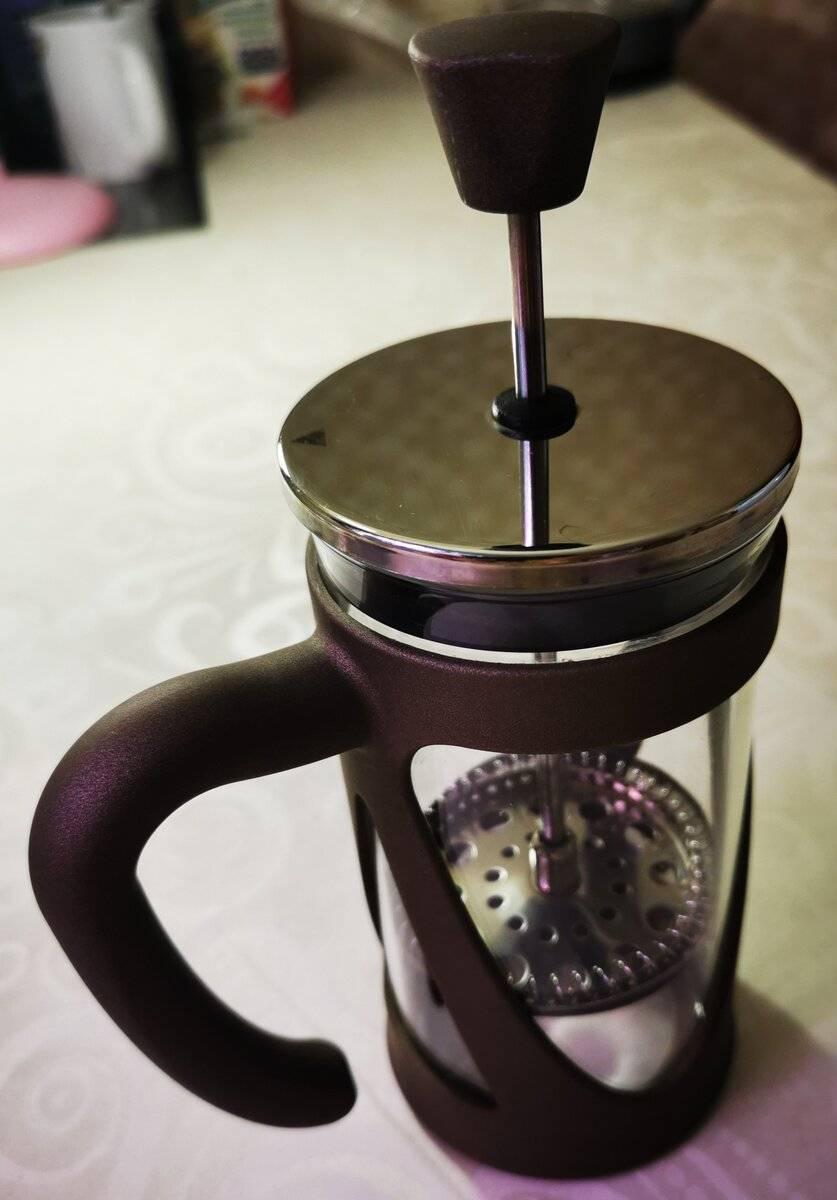 Как пользоваться френч-прессом, какой кофе в нем заваривать