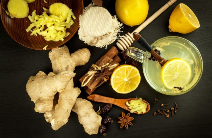 Рецепты чая с корнем имбиря: как правильно приготовить и заварить