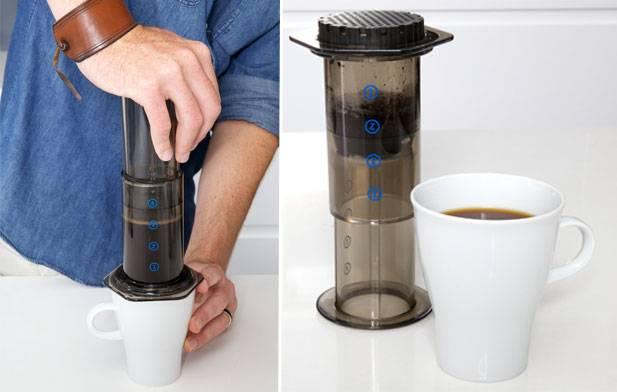 7 необычных способов заваривать кофе /  спецпроект: чай & кофе на сайте roscontrol.com