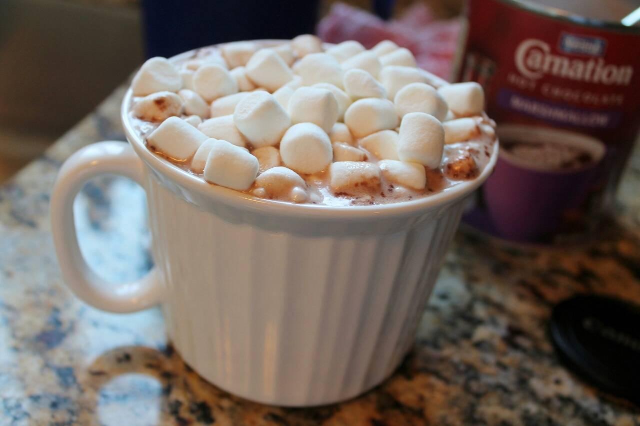 Какао с маршмеллоу – 5 рецептов, как сделать какао с воздушным зефиром