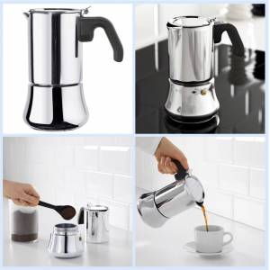 Что лучше: гейзерная кофеварка или турка?