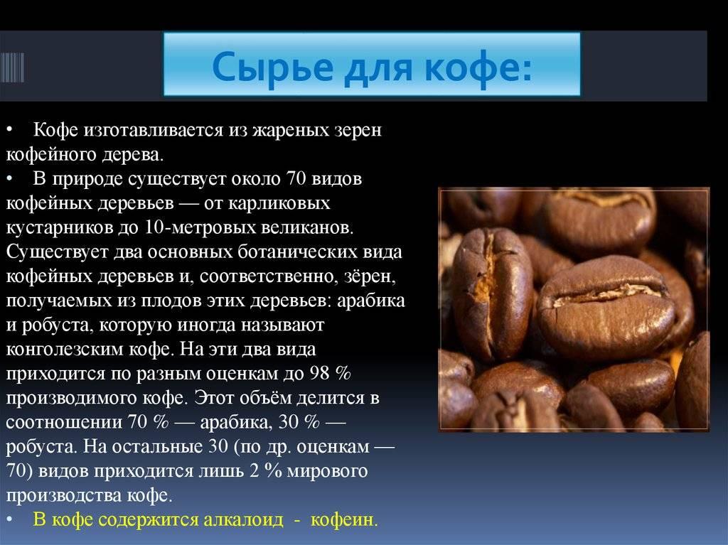 Из чего делают растворимый кофе // нтв.ru