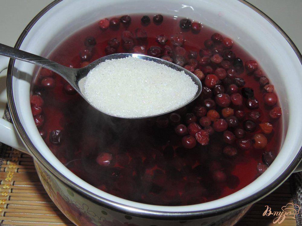 Компот из смородины рецепт приготовления