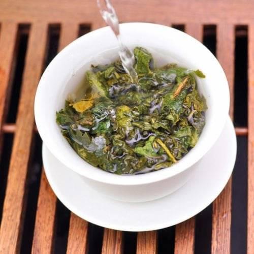 Как правильно заваривать китайский зеленый чай улун (оолонг)