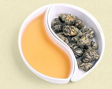 Чай с османтусом (гуй хуа ча) или свойства душистой чайной оливы — освещаем по порядку