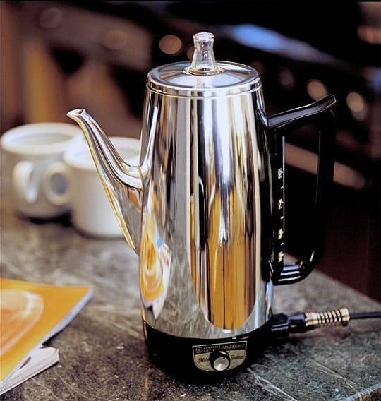 Что такое кофейный перколятор?