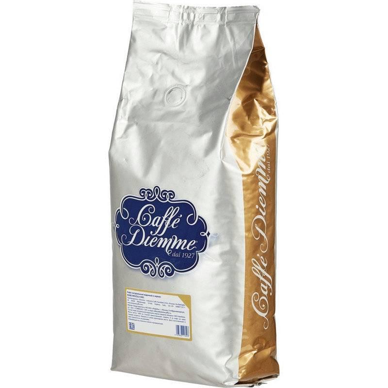 Кофе diemme (диемме) премиум класса с ручной обработкой зерна