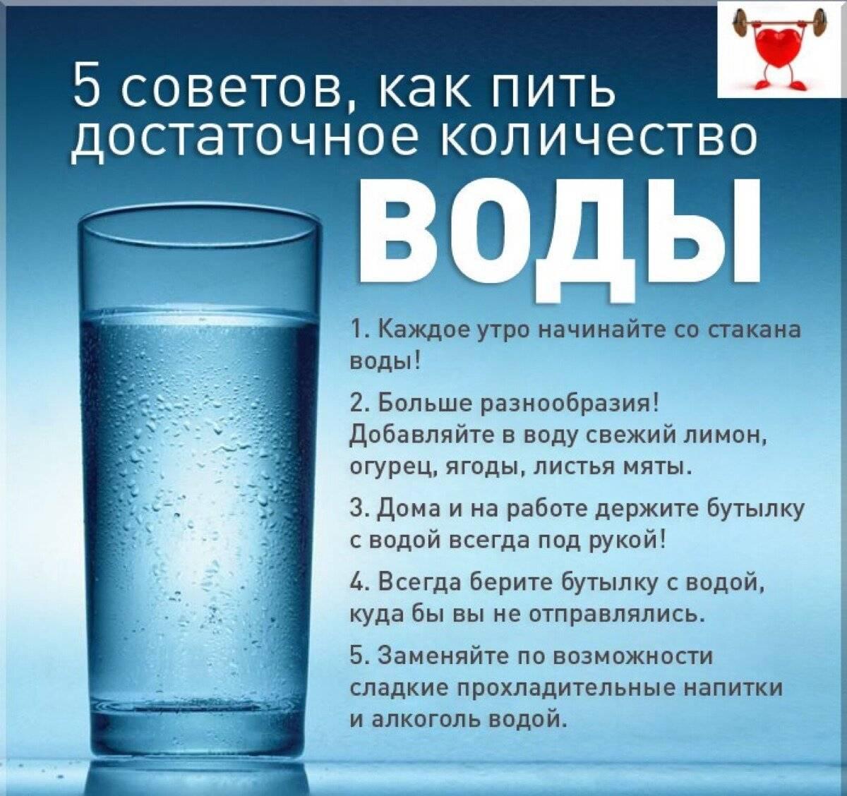 Почему после кофе нужно пить воду