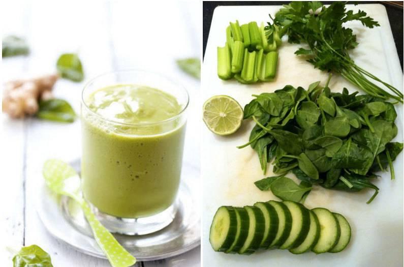 Рецепты: 19зелёных смузи — заряд бодрости длялюбящих себя! - лайфхакер