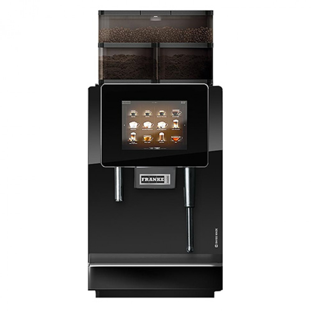Frankeflair – швейцарский автомат для приличных кафе с высокой проходимостью. обзор от эксперта