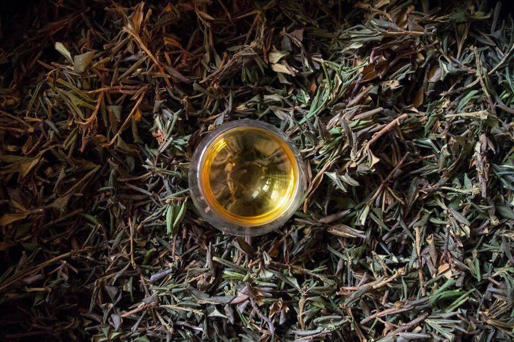 Свойства чая саган-дайля и рецепт заваривания
