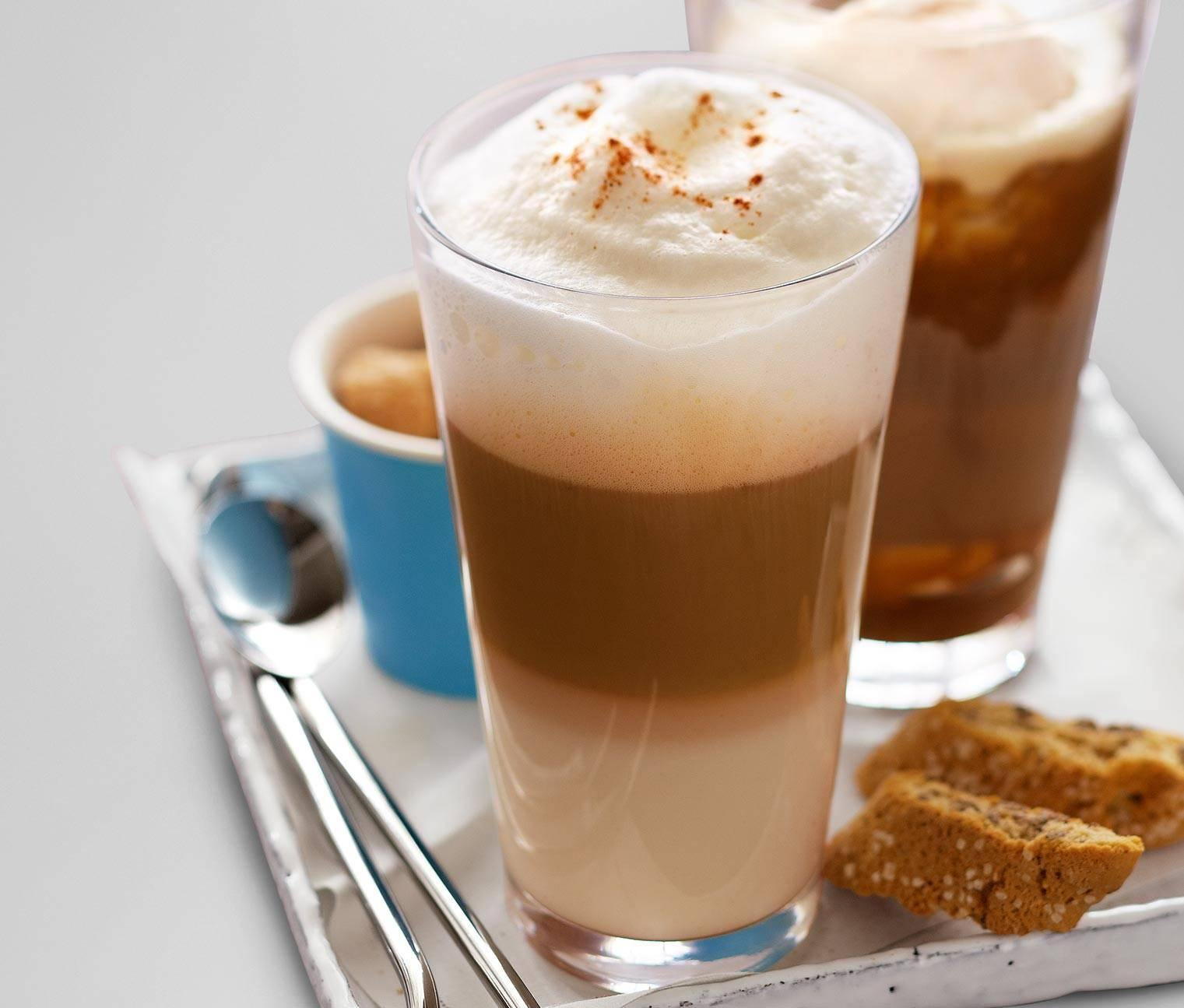Что такое кофе макиато