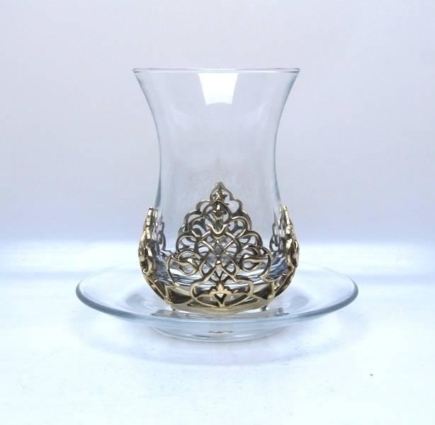 Турецкие и азербайджанские чайные стаканы армуды