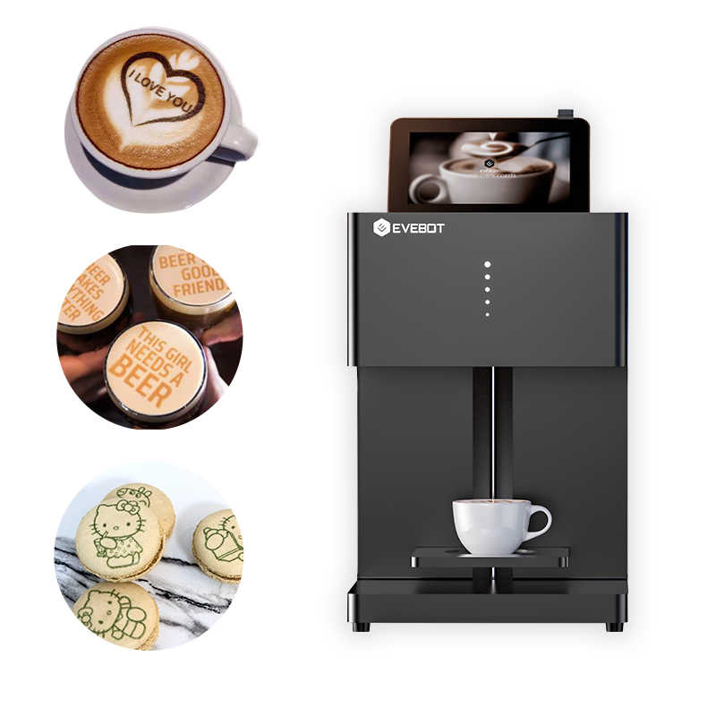 Кофе принтер: как работает, что это такое, где купить?