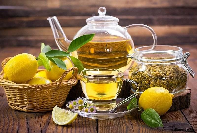 Имбирь с лимоном от простуды