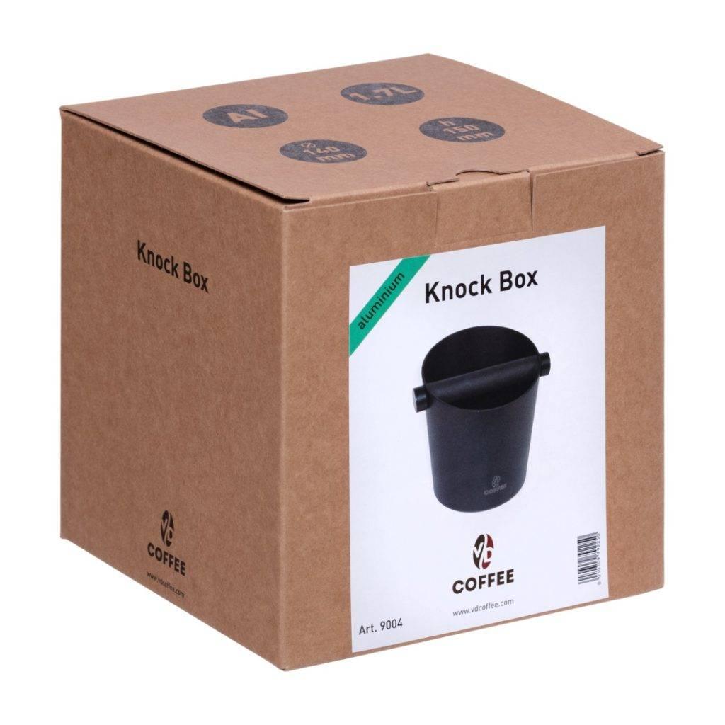 Нок-бокс для кофе - что такое, виды, как выбрать